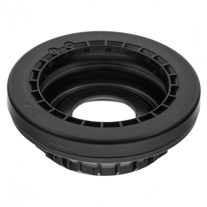 Bearing, shock absorber, front, top, Febi