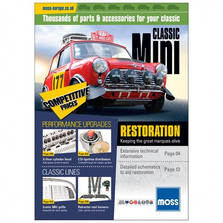 Classic Mini Parts Catalogue
