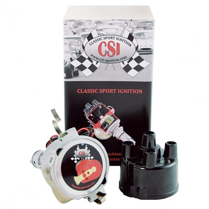CSI-Ignition Distributor, Tuned, 43D4, negative earth