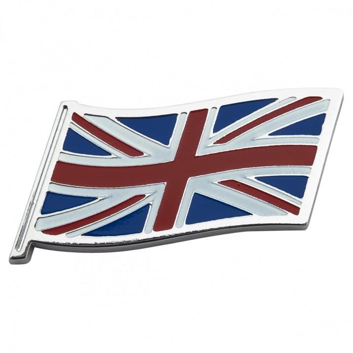 Union Jack Flag Badges