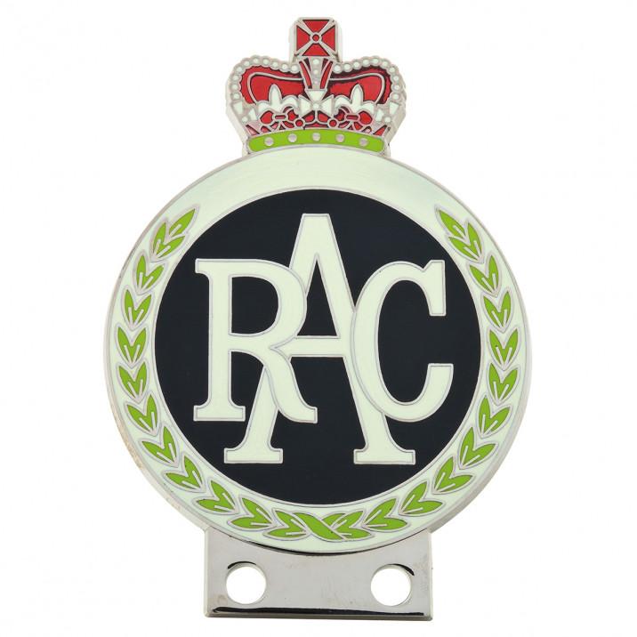 Badge, RAC Cloisonne