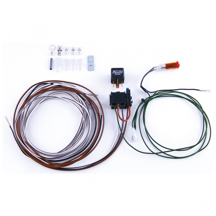 Heated Screens Wiring & Switches