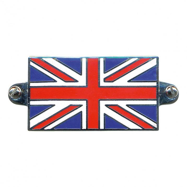 Badge, Union Jack, Cloisonné enamel, each