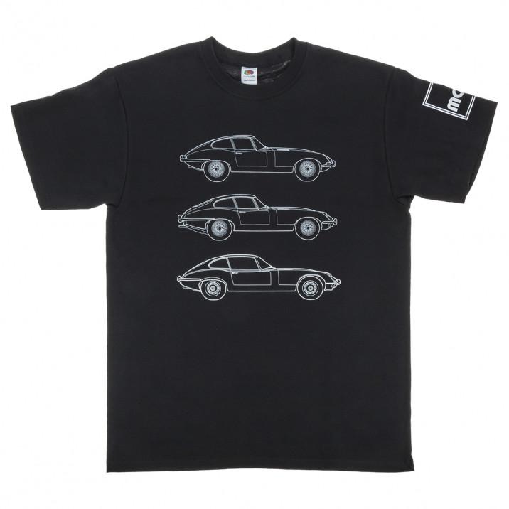 E-Type Series I-III T-Shirts