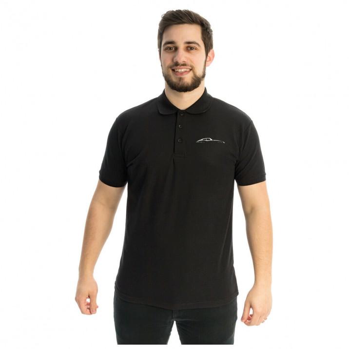 E-Type Silhouette Polo Shirts