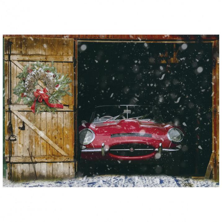 Christmas Card, E-Type