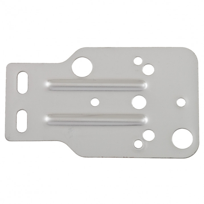Mounting Plate, optional badges