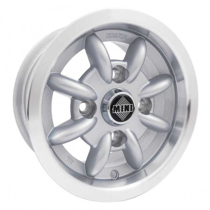 Minator 8 Spoke Alloy Wheels - Mini