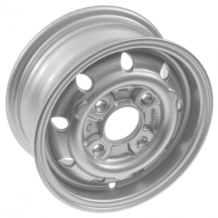 "Wheels - Cooper Style 10"" Alloy"