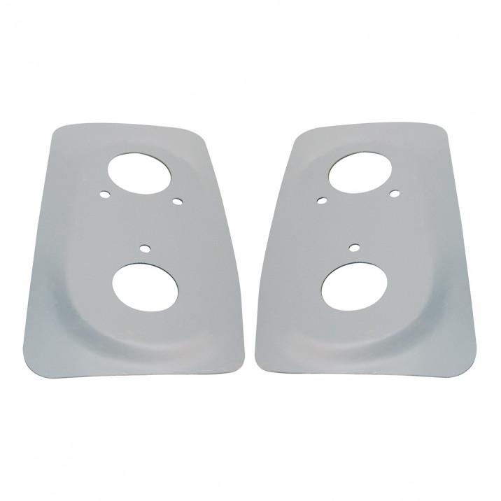 Adaptor Plate, MkI rear lamp conversion, pair