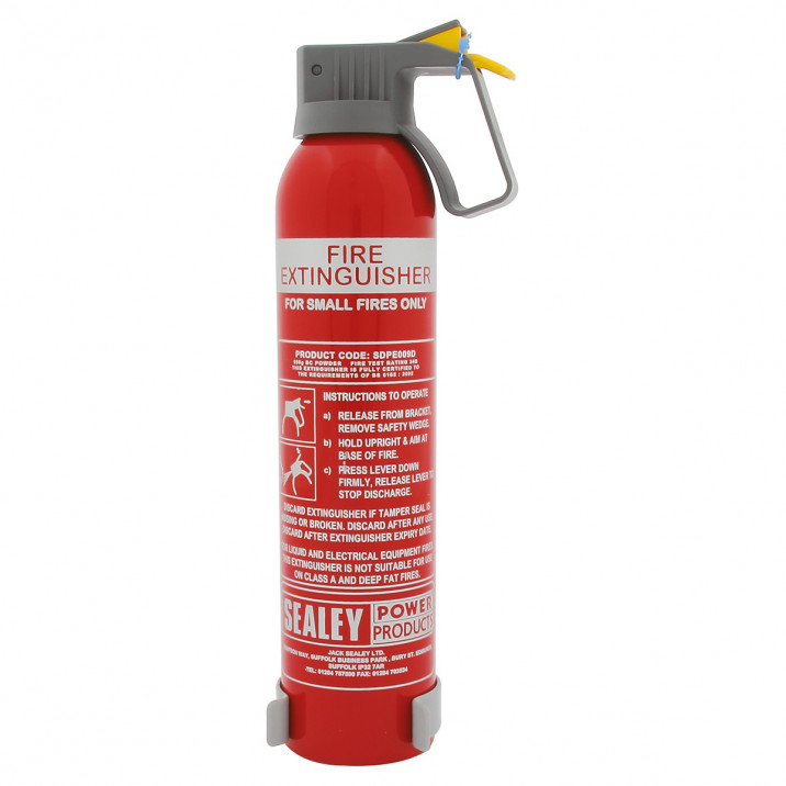Fire Extinguisher, dry powder, 0.95kg