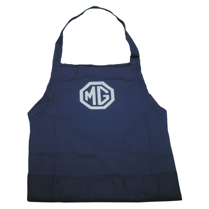 Workshop Apron, MG logo
