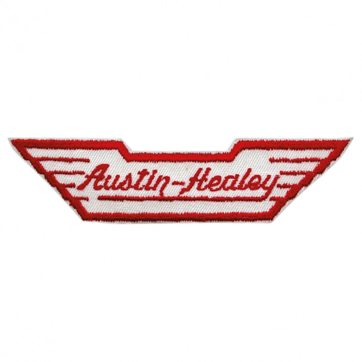 Patch, Austin-Healey Wings, embroidered