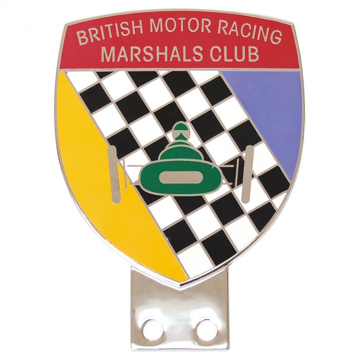 Badge, British Motor Racing Marshals Club
