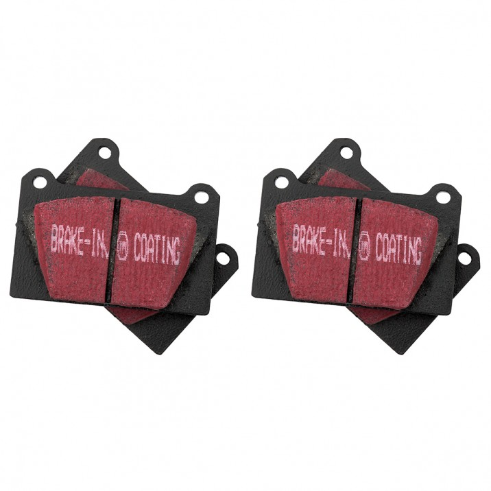 Brake Pads - 4 Pot Conversions