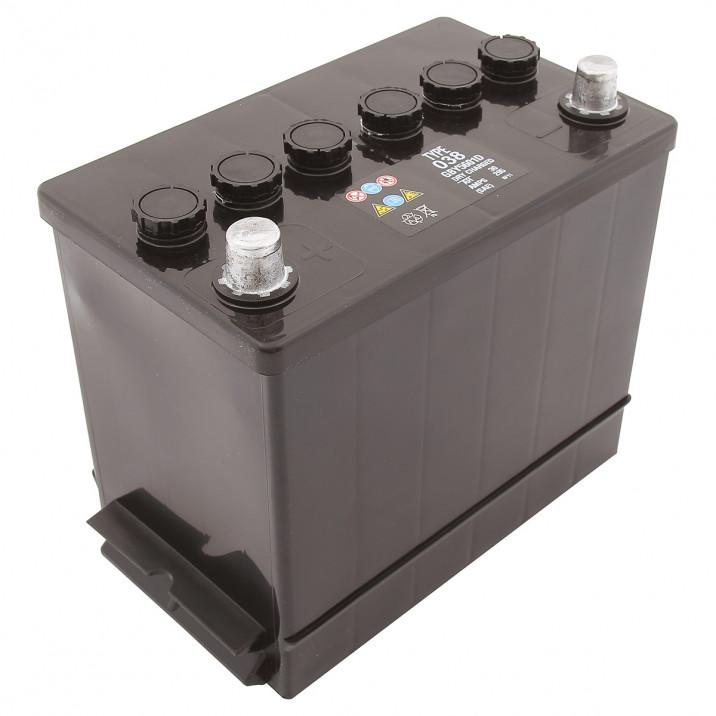 Battery, 12 volt, 30 A/hr, wet