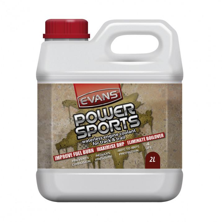 Evans PowerSports Cool, 2 litre