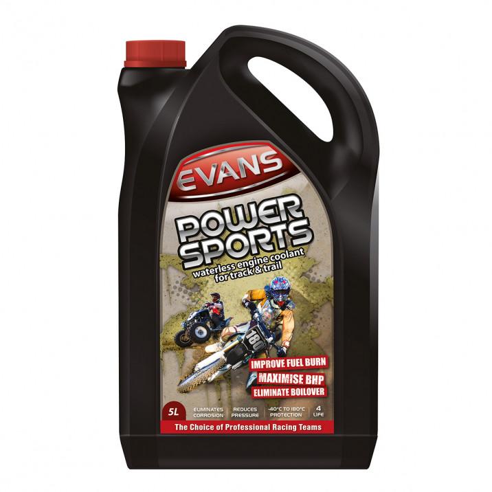 Evans PowerSports Cool, 5 litre