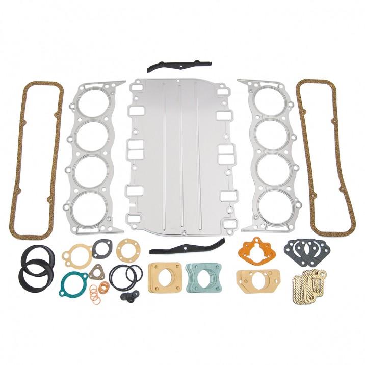 Engine Gaskets & Oil Seals - MGB V8