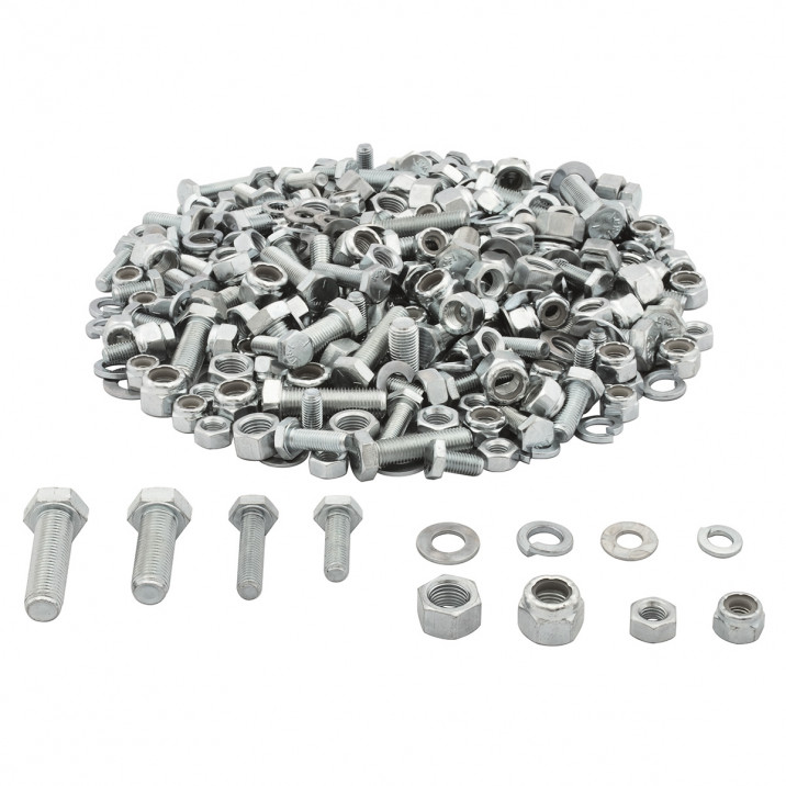 Hardware Pack, 400 pieces