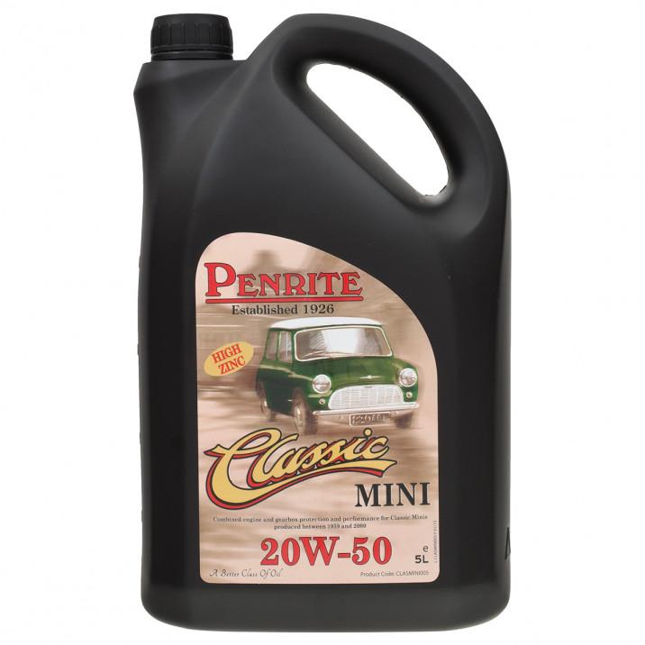 Penrite Classic Mini 20W-50, 5 litre