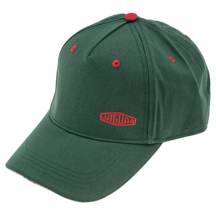 Jaguar Heritage Logo Caps