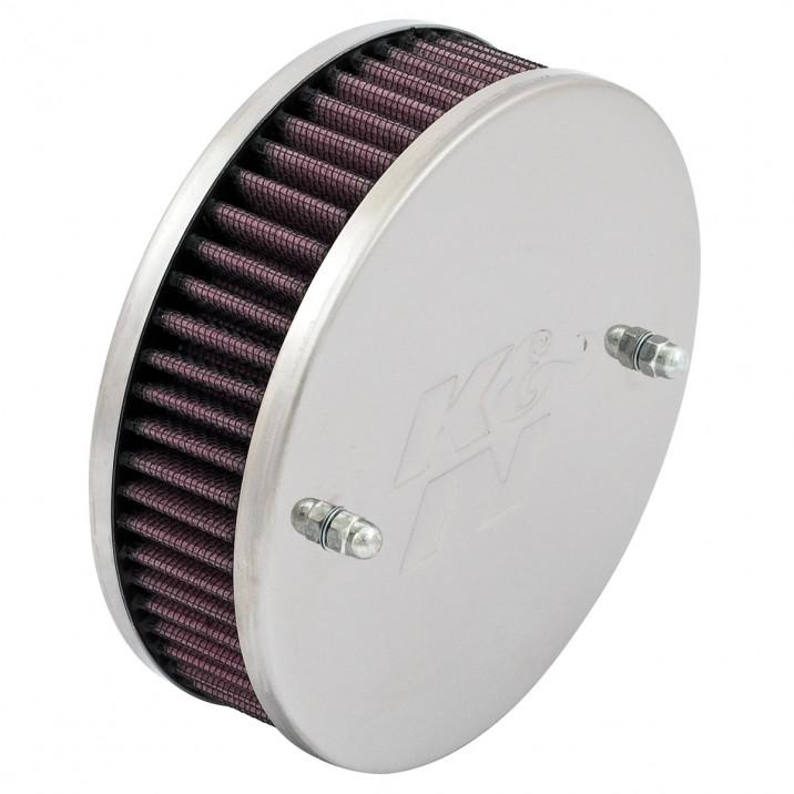 Air Filter, K&N, HS4, offset hole, 45mm