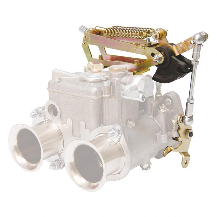 Weber DCOE Throttle Cables - Webcon