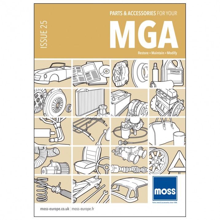 MGA Parts Catalogue