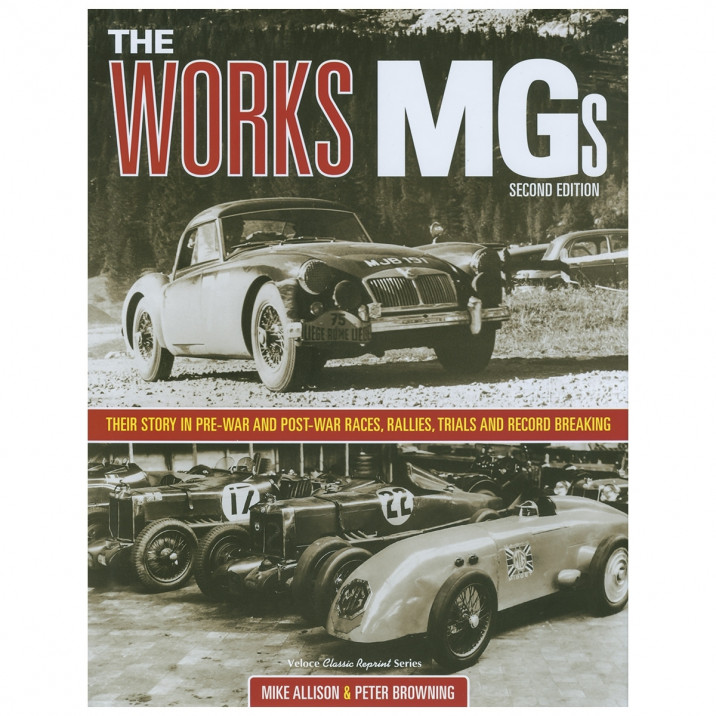 The Works MG's
