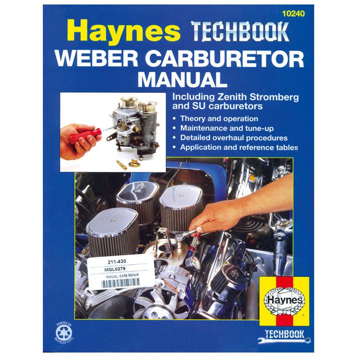 Carburettor Manual