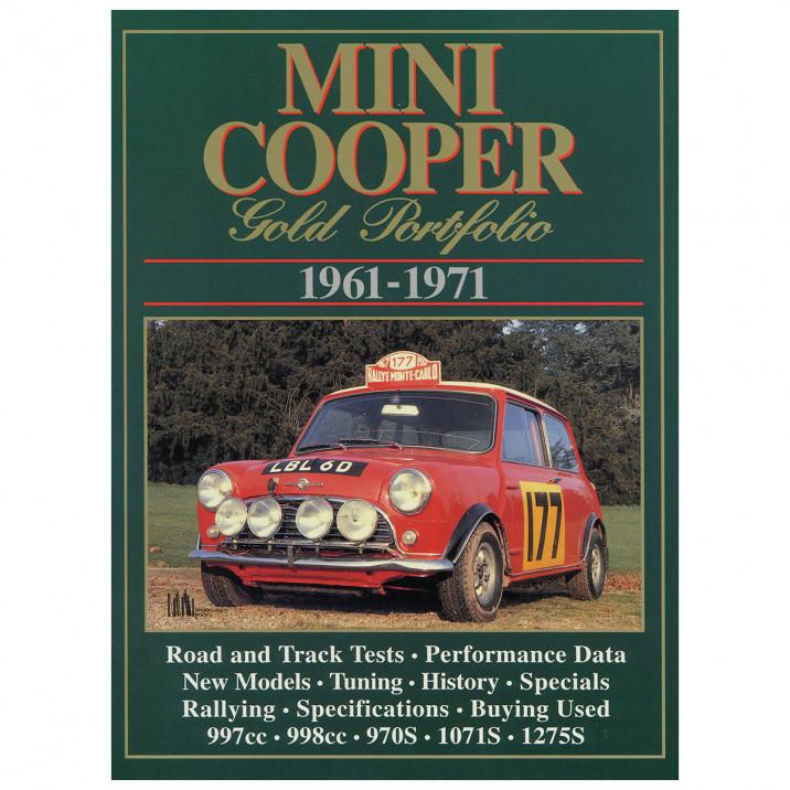 Gold Portfolio For The Mini Cooper, 1961-71