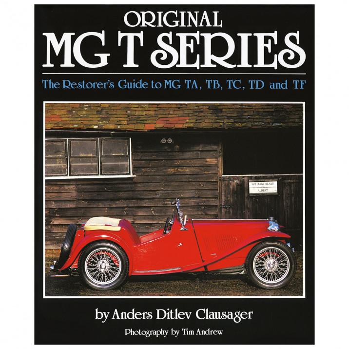 Original MG-T Book