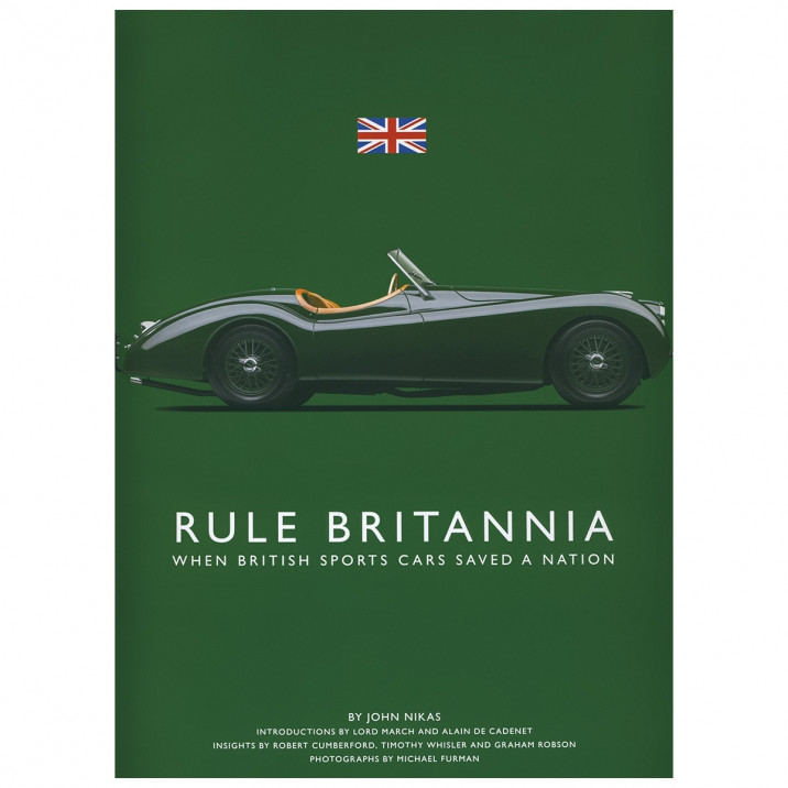 Rule Britannia, by John Nikas