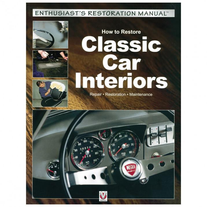 How To Restore Classic Car Interiors