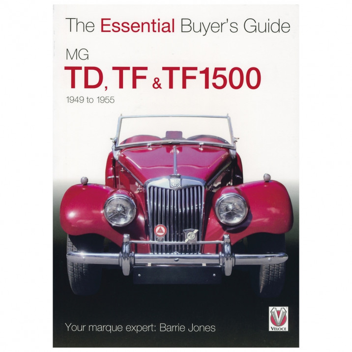 Essential Buyers Guide, MG TD-TF
