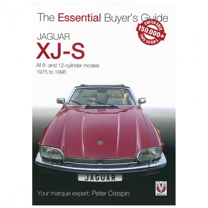 Essential Buyers Guide Jaguar/Daimler XJ-S 1976-96, book
