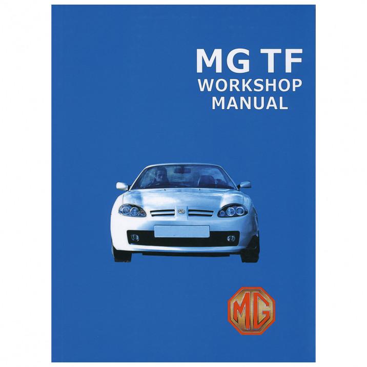 Workshop Manual, MGTF