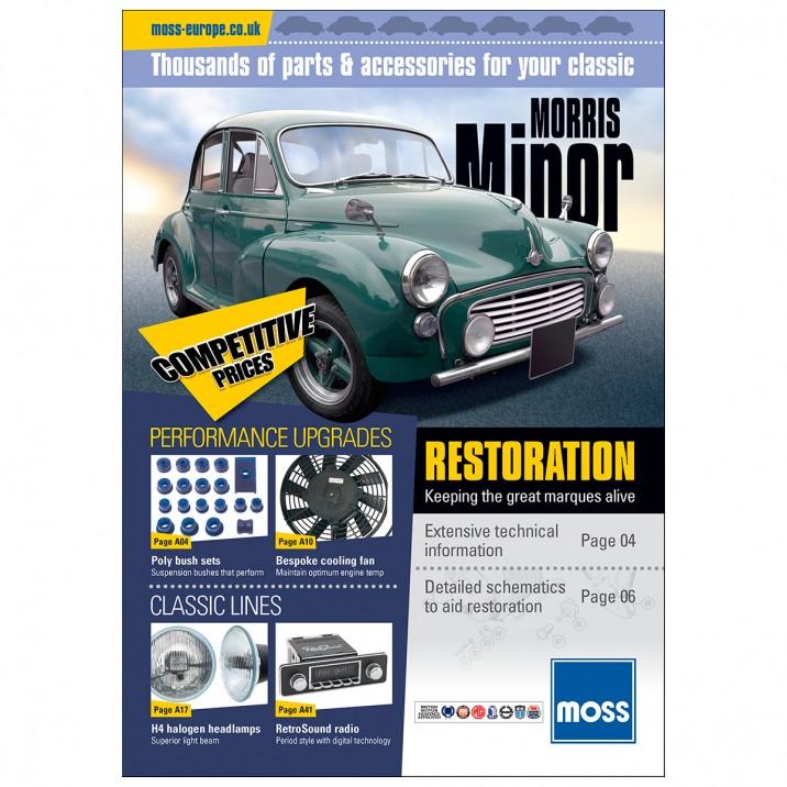 Morris Minor Parts Catalogue