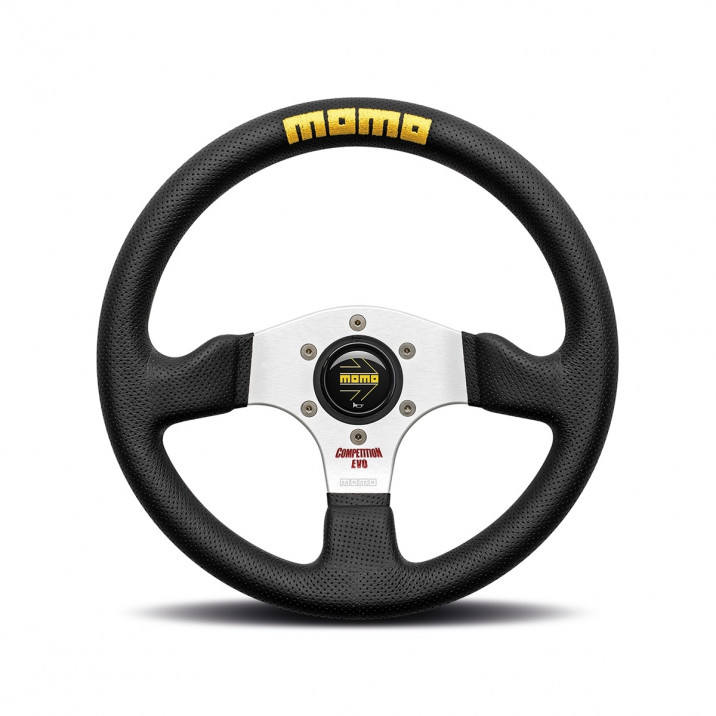 Steering Wheel, MOMO Competition Evo, 320mm