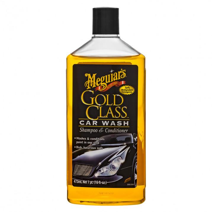 Meguiar's Gold Class Shampoo & Conditioner, 473ml