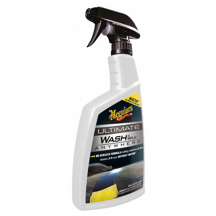 Meguiar's Ultimate Wash & Wax Anywhere, 768ml