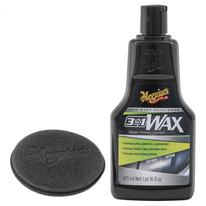 3-in-1 Wax, 473ml