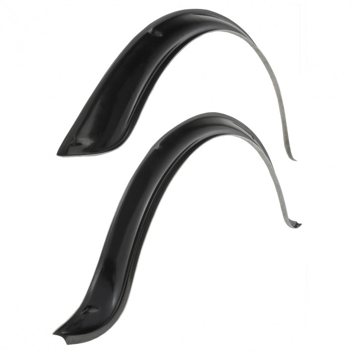 Works style wheel arch sets
