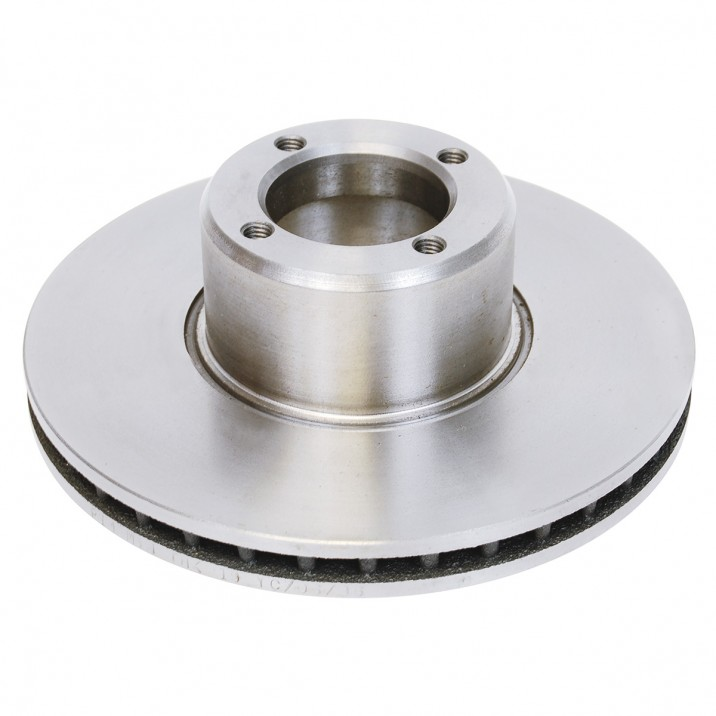 Brake Discs & Pads - 4 Pot Conversions