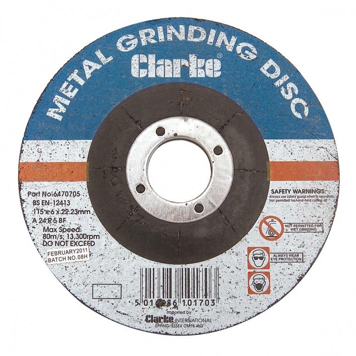 Grinding & Cutting Discs