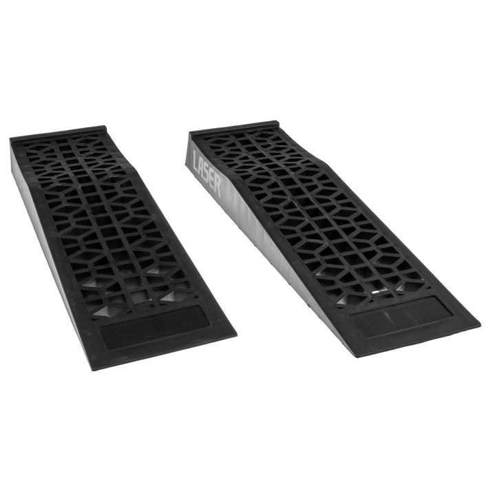 Ramps, low rise, 70mm, pair