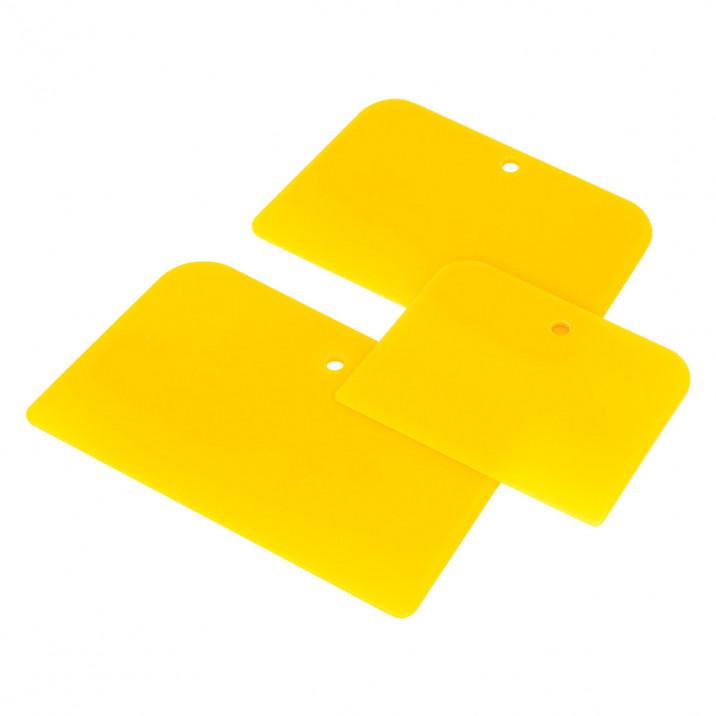 Body Filler Applicator Set, 3 piece