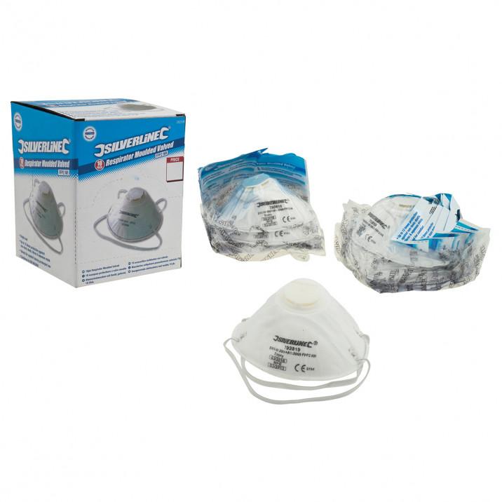 Dust Masks, 10 pack
