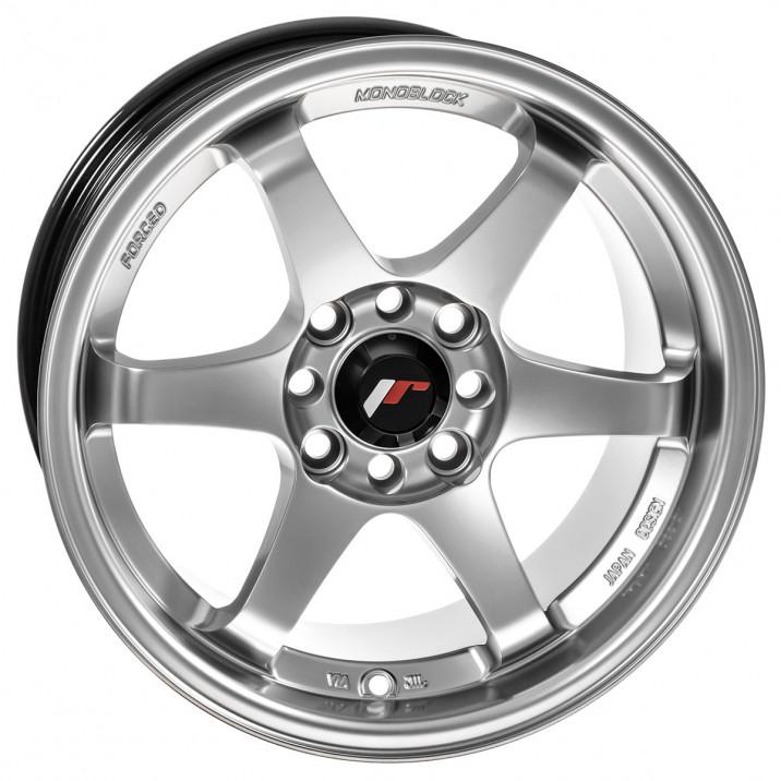 """Wheel, JR3, 15"""" x 8"""", ET25, hyper silver"""